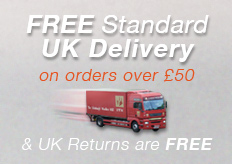 UK Free Delivery over £50